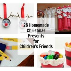 21 homemade Christmas presents for teachers to get ready NOW - Domesblissity