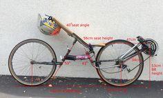 Bipolar - Openbike Tracker Motorcycle, Recumbent Bicycle, Bike Rack, Bicycle Design, Bipolar, Vehicles, Lowrider, Chopper, Python