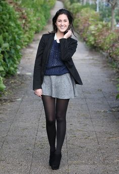 553 Best Skirts Amp Tights Images Outfits Skirts Fashion