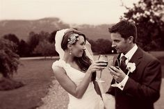 beautiful stowe bride with LOVELY hair piece!