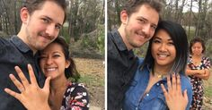Guy Posts 'Engagement Pics', Proves That People Will Believe Anything They See On Facebook | Bored Panda