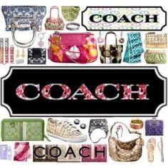 I love Coach Bags!