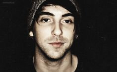GIF- All Time Low - Alex Gaskarth