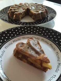 Gâteau fondant pommes speculos