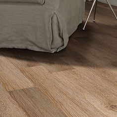 Home Decorators Collection Stony Oak Grey 6 in  x 36 in  Luxury     Arlington 12  x 48  x 2mm Luxury Vinyl Plank in Potomac