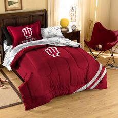 Collegiate Indiana University Complete Bed Ensemble - Bed Bath & Beyond
