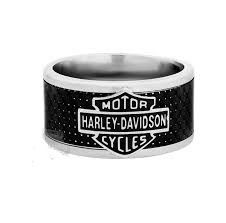 Harley Davidson R Wedding Band