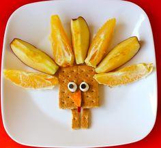 360 Family Nutrition: Thanksgiving Peanut Butter Grahamwich