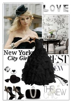 """Untitled #515"" by gracijelaj ❤ liked on Polyvore featuring Kemble Interiors, Lanvin, Kevin Jewelers, Tuleste and Sophia Webster"
