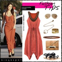 Vestido Biography- Oasis Collection #Red #Dress #Summer #LookBiography #Biography #Trend