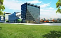 The Port City Offices | Rotterdam | The Netherlands | MVSA