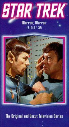 Star Trek - The Original Series Episode 39: Mirror Mirror [VHS] @ niftywarehouse.com #NiftyWarehouse #StarTrek #Trekkie #Geek #Nerd #Products