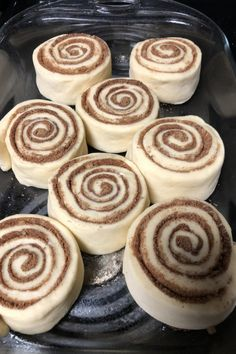 Clone of a Cinnabon These are fantastic It s a fairly quick and easy recipe as far as cinnamon buns go and you definitely DON T NEED A BREAD MACHINE to make them Cinnamon Bun Recipe, Cinnamon Rolls, Clone Of A Cinnabon Recipe, Clone Recipe, Delicious Desserts, Dessert Recipes, Yummy Food, Blueberry Scones Recipe, Simple Muffin Recipe