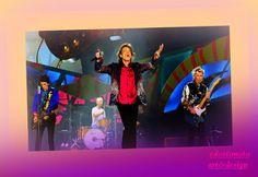 hot'n'sharp spirit: H ιστορική συναυλία των Rolling Stones στην Κούβα Rolling Stones, Flat Screen, Tv, The Rolling Stones, Flatscreen, Television Set