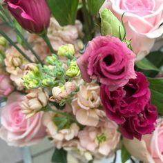 Peach & Plum ....summer blooms #freshflowers #seasonalflowers #scentedflowers #floralgifts #floralelements #rochesterflorist #medwayflorist #stroodflorist #deliveredtoyourdoor