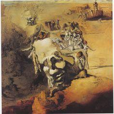 The Great Paranoiac - Salvador Dali