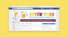 Toystore Facebook Design | Játékbolt Facebook design