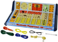 Elenco 130-in-1 Electronic Playground and Learning Center, Electronics Kits - Amazon Canada