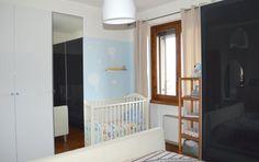 Leonardo, toddler corner in the parents bedroom