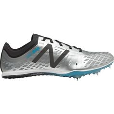 New Balance Men's MD800 V5 Track and Field Shoes, Size: 12.0, Gray
