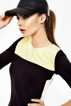 Cara Delevingne for Reserved spring summer 2013 collection Lookbook Photoshoot