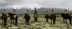 #Naking i Rondane på tur med Sulseter Rideleir: www.sulseter.no/rondanetur
