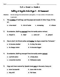 Engage ny third grade ela module 2 vocabulary by diane taylor engage ny third grade ela module 2 assessments publicscrutiny Images
