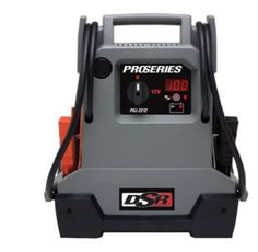 Schumacher PSJ4424 DSR ProSeries 4400 Peak Amps Jump Starter & Portable Power Unit Review