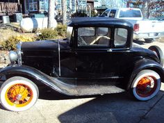 Ford : Model A Rumble Seat 1930 Model A Coupe with - http://www.legendaryfinds.com/ford-model-a-rumble-seat-1930-model-a-coupe-with/