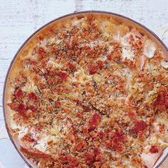 Rezept von Nigel Slater: Lachs mit Pasta