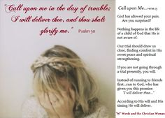 """Join other faith-filled women who receive weekly email inspiration with """"M"""" Words & the Christian Woman..."""