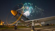 Fireworks in Addison, TX