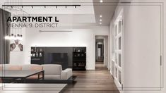 The apartment in the district of Vienna welcomes residents and guests with the usual Viennese charm and new creative co. Interior Concept, Interior Design, Bespoke, Interiors, City, Projects, House, Furniture, Home Decor