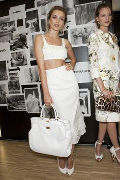 Dolce & Gabbana Spring 2011 - Backstage