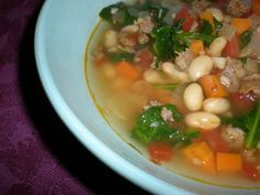 Curried Great Northern Beans and Carrot SoupBy Mark Hyman, MD Published: May 18…