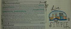 1 Thessalonians 3:6-13, 11/13/16