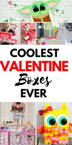 Nothing says Valentine's Day more than making DIY Homemade Valentine Boxes! We have a roundup of the coolest VDay boxes out there! Grab the free printables too! Cool Valentine Boxes, Homemade Valentine Boxes, Valentine Day Crafts, Christian Holidays, Foster To Adopt, Kids Boxing, Cool Diy, Free Printables, Adoption