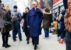 Christiane Arp - NYFW Fall 2016 Street Style