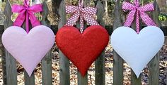 Extra Large/Jumbo Valentine Heart Wreath