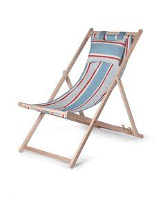 Deck Chair - Stripy