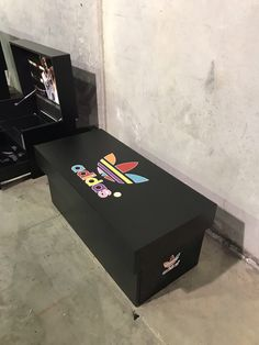 We will build and customize your favorite giant shoe box storage design. Shoe Box Design, Storage Design, Furniture Ads, Home Decor Furniture, Giant Shoe Box Storage, Shoe Storage, Shoe Rack Closet, Shoe Racks, Hypebeast Room