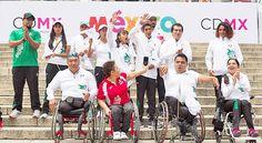 Atletas paralímpicos mexicanos van con alta expectativa a Río