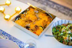 Redan mitt i veckan! I kväll b Lchf, Palak Paneer, Low Carb Recipes, Squash, Cauliflower, Zucchini, Bacon, Curry, Food And Drink