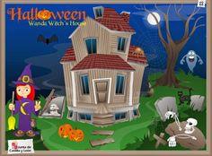 Ayuda para maestros: Recurso Interactivo Para Celebrar Halloween