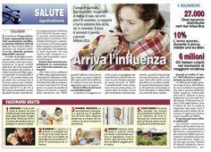 Arriva l'influenza #vaccino