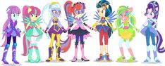 (SPOILERS FOR LEGEND OF EVERFREE) Boy, the new Equestria Girls was fun, wasn't it? I think the main characters' powered-up forms in this film are among the best designs in the whole film series, an...
