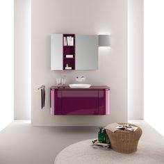 #Design & #Colours | Amethyst | Scavolini Bathrooms |