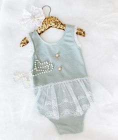 First Birthday Outfits Baby Fall Fashion, Fall Fashion 2016, Holiday Outfits, Trendy Outfits, Kids Outfits, Romper With Skirt, Lace Romper, Blue Tutu, Skirt And Top Set