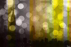 Parvez Taj Manhattan Art Print on Premium Canvas 40 x 60 Home Decor Wall Decor Canvas Art