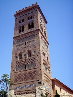 El mudejar en Teruel (Spain) Patrimonio de la Humanidad